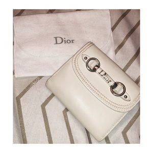 Dior wallet (Authentic)